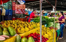 Farmers' Markets in Costa Rica