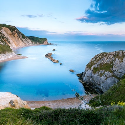 The Best Beach in Britain - Lulworth Cove