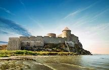 Indrukwekkende legendes van Akkerman Fort in Bilhorod-Dnistrovskyi