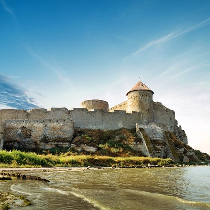 Impressive legends of Akkerman Fortress in Bilhorod-Dnistrovskyi