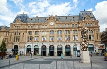 Railway stations in Paris: Saint-Lazare