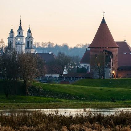 Castillo de Kaunas: El sitio defensivo más antiguo de Lituania y sus leyendas