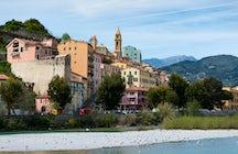 Visiting Ventimiglia