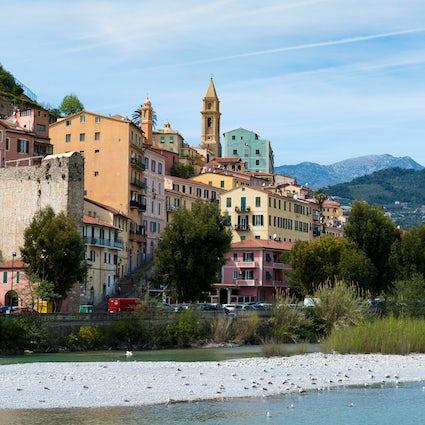 Een bezoek aan Ventimiglia