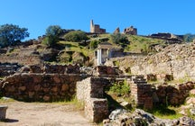 Munigua, a hidden Roman city in the Sevilla sierra