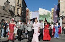 Madrid's local festivities and celebrations
