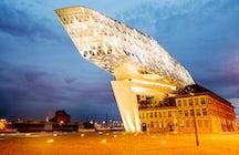 Antwerp, a splendor of a thousand views