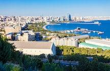 Baku - Città dei parchi