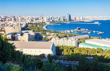 Baku - City of parks