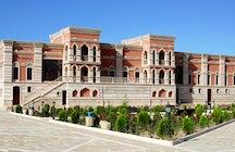 Testimonianza di eventi passati - Palazzo Khan Nakhchivan