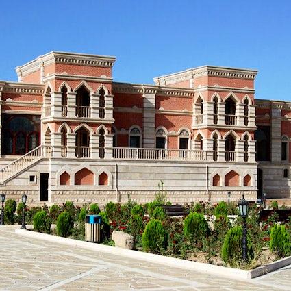 Testimonio de acontecimientos pasados - Khan Palace Nakhchivan
