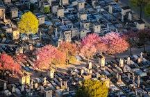 Cemitérios famosos em Paris: Montparnasse