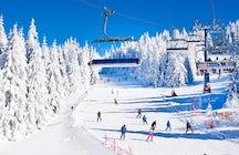 Las mejores estaciones de esquí de Turquía!
