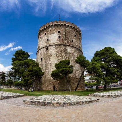 Thessaloniki, de Nimf van het noorden!