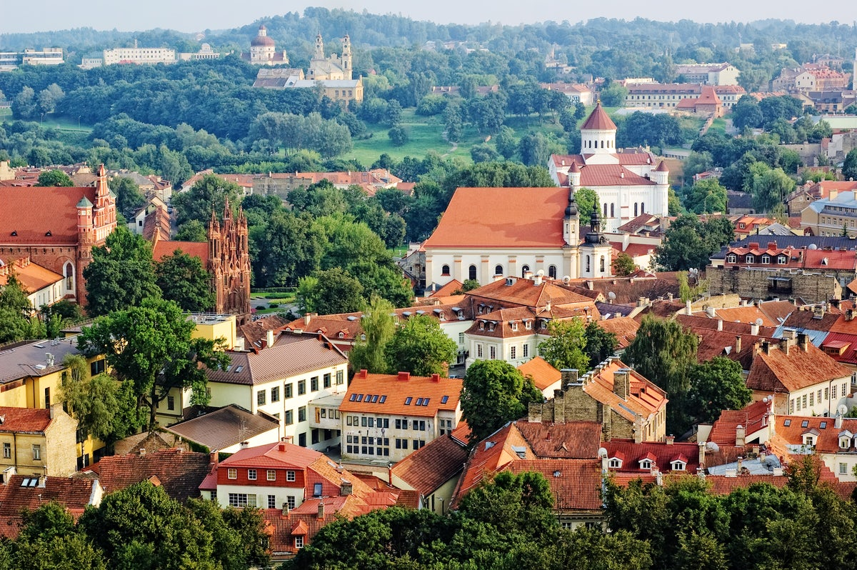 Why falling in love with Lithuania is guaranteed?