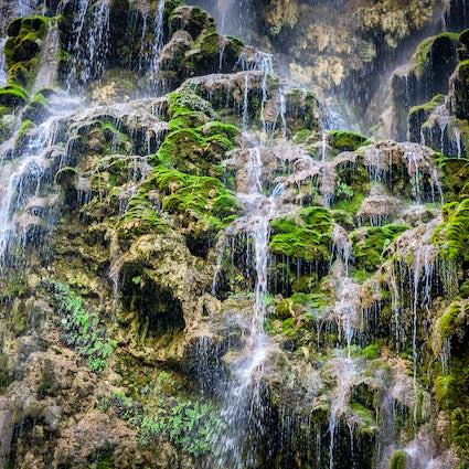 Las Grutas de Tolantongo: montanhas, rios, águas termais