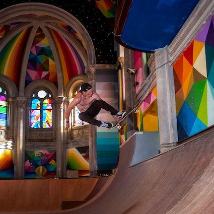 Les 6 meilleures villes en Europe pour le Skateboard