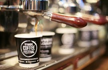 Best festival to wake up to, İstanbul Coffee Festival!