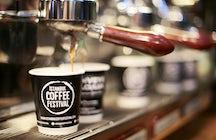 Melhor festival para acordar, İstanbul Festival do Café!
