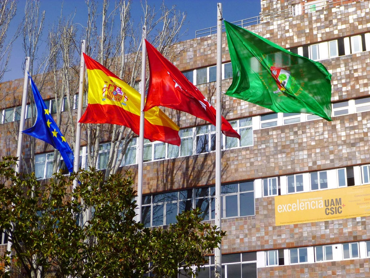 Welcome To The Universidad Autonoma De Madrid A Short Guide To The