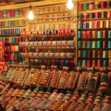 Neuer Markt: der Mikrokosmos von Kalkutta