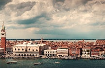 The best panoramic view of Venice