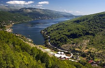 Mavrovo, North Macedonia's biggest national park