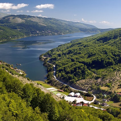 Mavrovo, o maior parque nacional da Macedónia do Norte