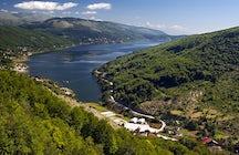 Mavrovo, North Macedonia's biggest national park