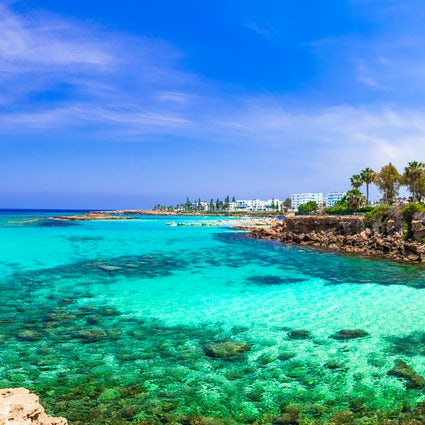 Cyprus' best beaches to soak up the sun (part 1)