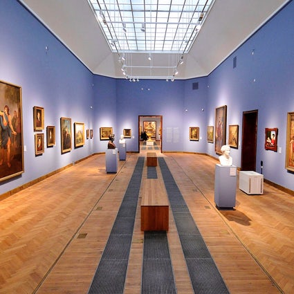 Best art museums in Warsaw