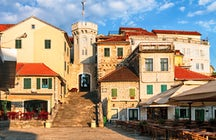 Herceg Novi - a town of stairs