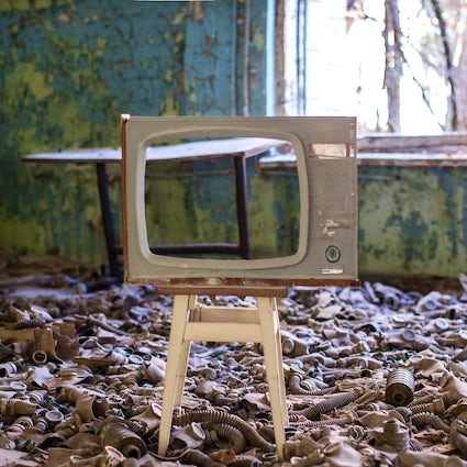 Ukrainian locations in the most rated TV show - Chernobyl