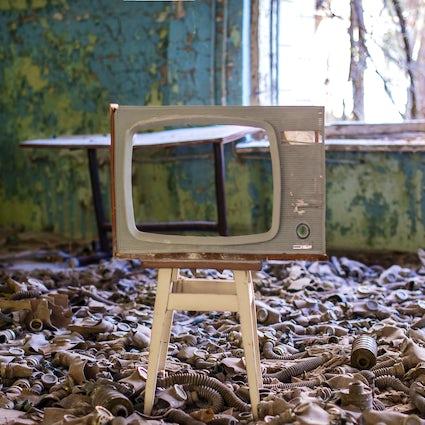 Lugares ucranianos en el programa de televisión más vendido - Chernóbil