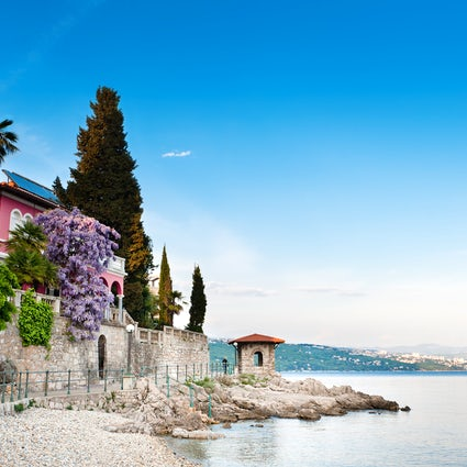 Opatija – the perl of the Adriatic