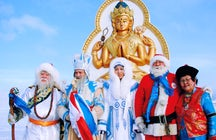 Your guide to Sagaalgan, the Buryat New Year