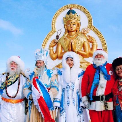 Your guide to Sagaalgan, the Buryat New Year