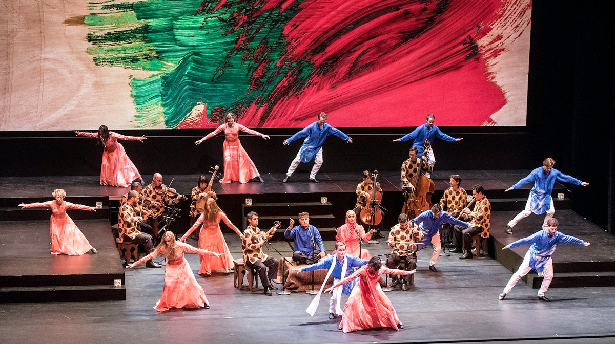 Let the Azerbaijani music touch your soul: Birth of the opera