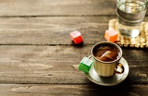 Balkan trivia: How to drink Turkish coffee?