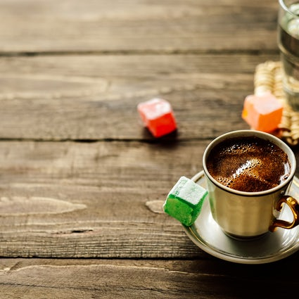 Balkan trivia: How to drink Turkish coffee?