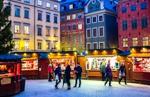 Top 3 Christmas Markets to visit in Stockholm