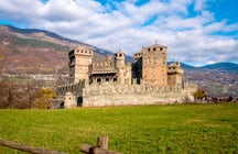 An introduction to the Castles of Aosta Valley
