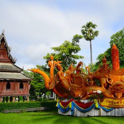 Ubon Ratchathani: temples, lotuses, and the great Mekong