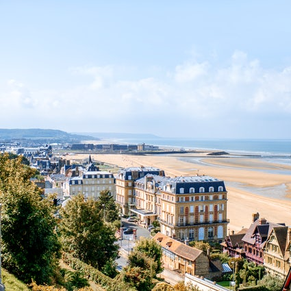 Exploring the Cote Fleurie in Normandy: picturesque Trouville