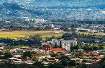 La ville d'Alajuela, reflet de la culture costaricaine