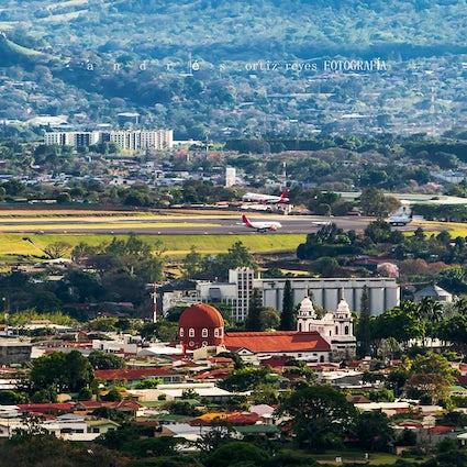 De stad Alajuela, een weerspiegeling van de Costa Ricaanse cultuur