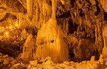 Una experiencia mística y mitológica; Descubra las cuevas griegas