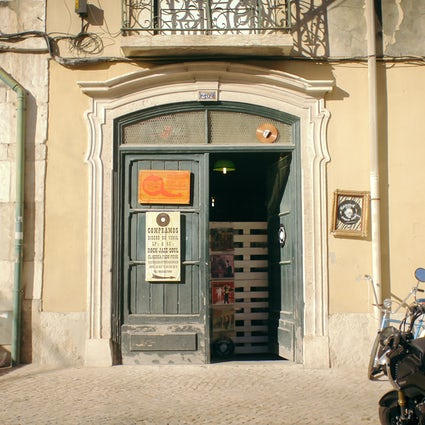Lisbon record shops tour