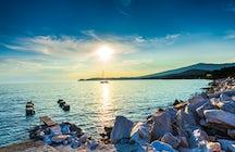 Uw geheime Griekse eiland; Thassos, het meest noordelijke Griekse eiland