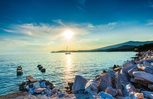 Tu isla griega secreta; Thassos, la isla griega más septentrional